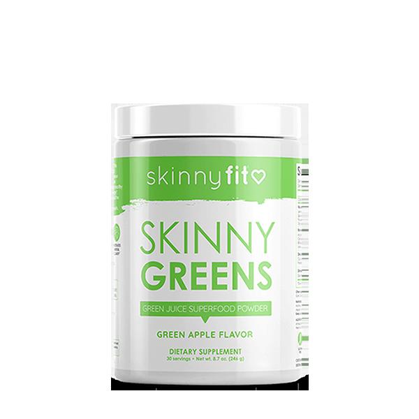 Skinny Greens Jar