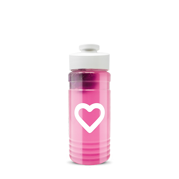 SkinnyFit Shaker Supplement Bottle