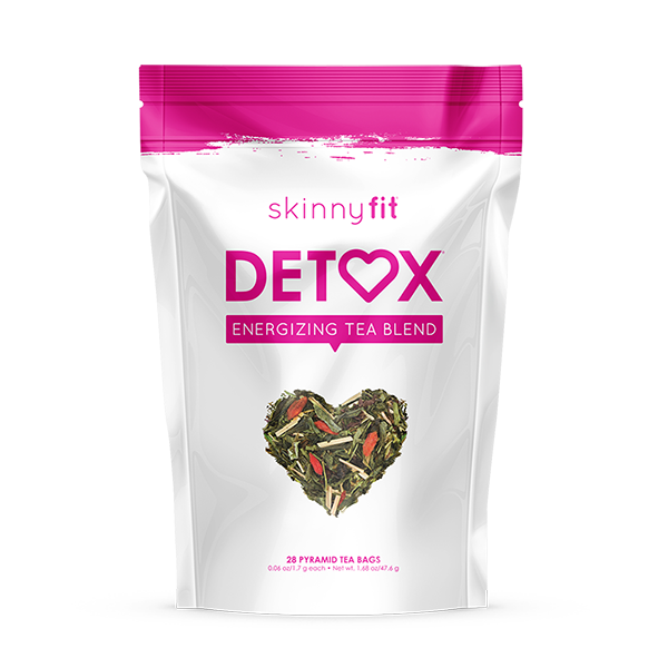 SkinnyFit best selling detox tea package