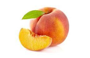 Peach powder in SkinnyFit detox tea