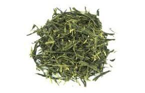 Natural sencha green tea for energy