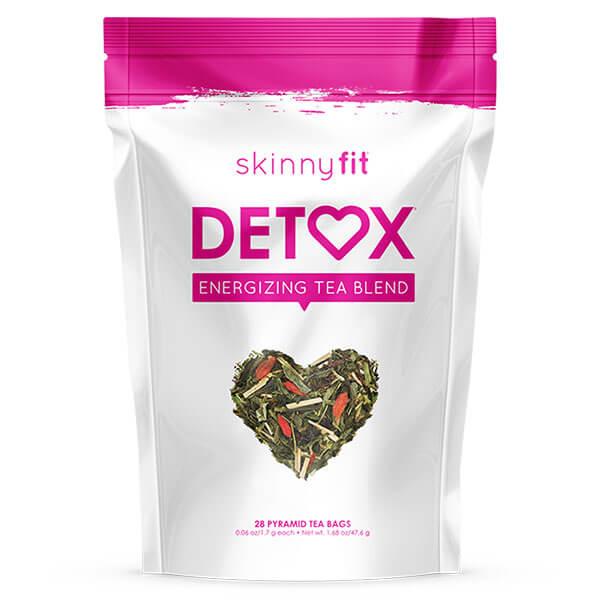 SkinnyFit best selling detox tea package.