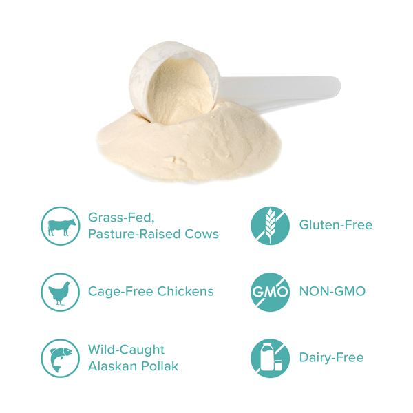 Super Youth collagen protein powder