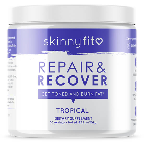 Repair and Recover BCAA for women package