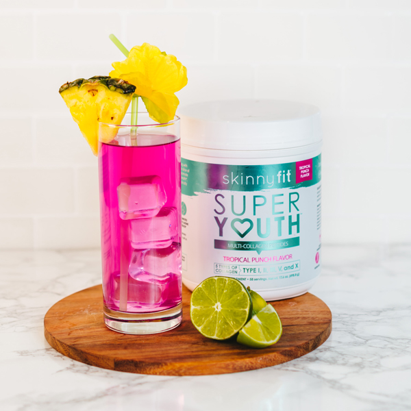 Super Youth Tropical Punch Flavor