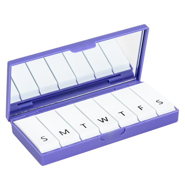 SkinnyFit Pill Box