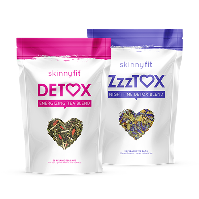SkinnyFit Detox tea Bundle