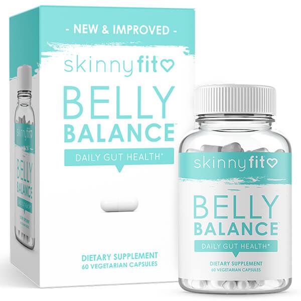 SkinnyFit belly balance packaging