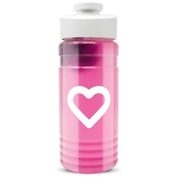 Womens workout shaker bottle