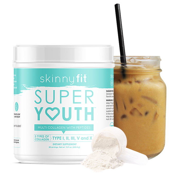 Super Youth multi collagen package