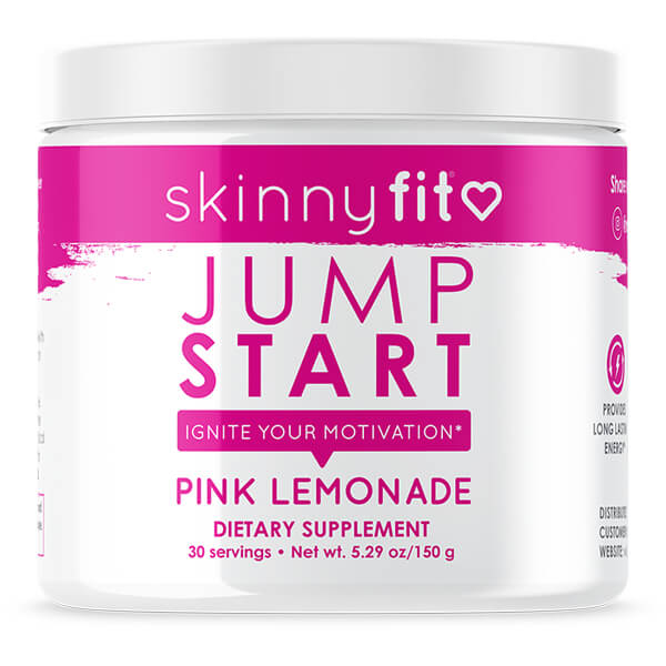 Jump Start pre-workout for women package