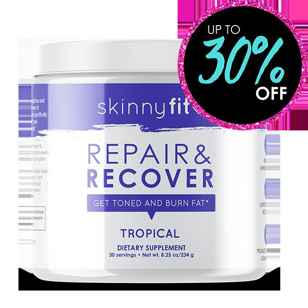 SkinnyFit Repair and Recover