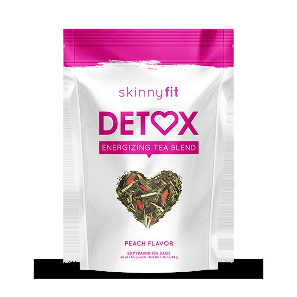 SkinnyFit best selling detox tea package