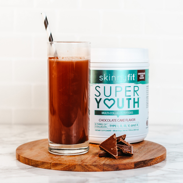 Super Youth Chocolate Cake Flavor